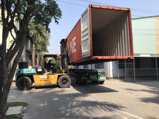 dịch vụ vận chuyển nhà xưởng trọn gói